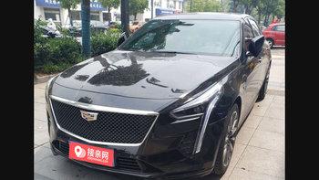 泰州张先生提供凯迪拉克CT6婚车服务,仅需400元