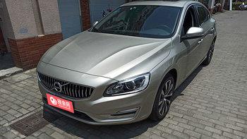 沃尔沃S60L婚车 (银色,可做头车)