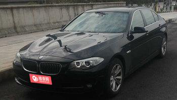 丁先生的宝马5系在绍兴跑婚车仅需400元