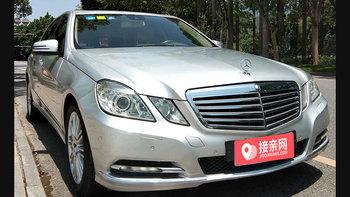 奔驰E级婚车 (银色)