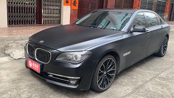 阳江人结婚为什么喜欢用宝马,宝马7系婚车租赁介绍!