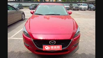 马自达昂克赛拉婚车 (红色,可做头车)