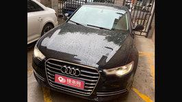 咸阳奥迪A6L婚车租赁