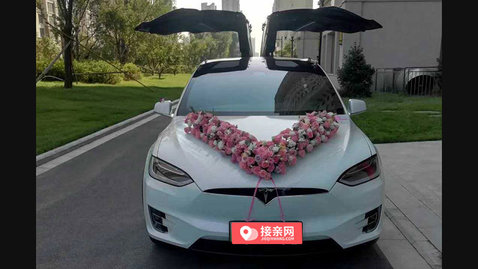 婚车套餐特斯拉MODEL X+宝马5系
