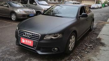奥迪A4L婚车 (黑色)