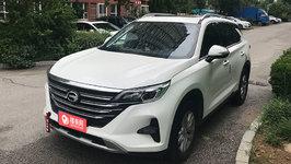 烟台广汽传祺GS5婚车租赁