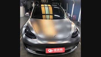 特斯拉MODEL 3婚车 (灰色)