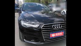 延安奥迪A6L婚车租赁