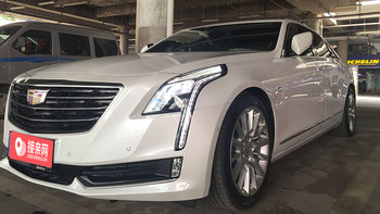 凯迪拉克CT6婚车 (白色)
