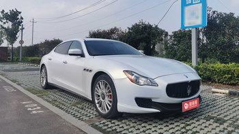 淮北婚车租赁价格一览表:玛莎拉蒂总裁