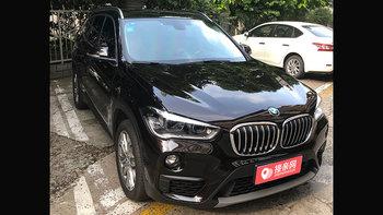 宝马X1婚车 (黑色,可做头车)