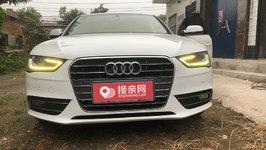 焦作奥迪A4L婚车租赁