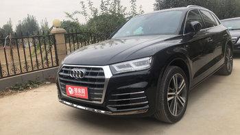 濮阳婚礼用车信息:奥迪Q5婚车大约400元