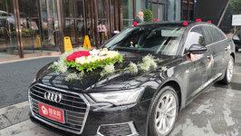 荆州奥迪A6L婚车租赁