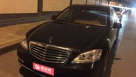 西安奔驰S级婚车租赁