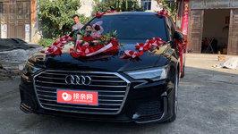 柳州奥迪A6L婚车租赁