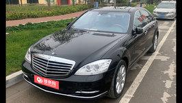 运城奔驰S级婚车租赁