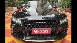 南宁奥迪A7婚车租赁