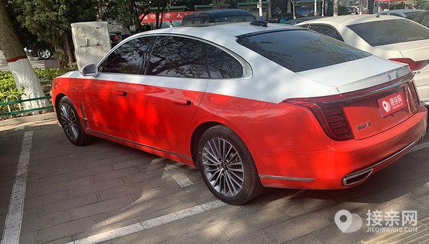 红旗H9婚车