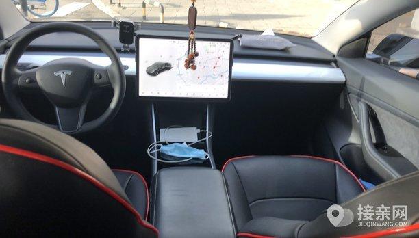 特斯拉Model 3婚车