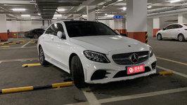 唐山奔驰C级婚车租赁
