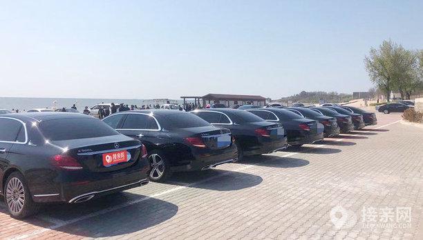 套餐奔驰迈巴赫S级+15辆奔驰E级婚车