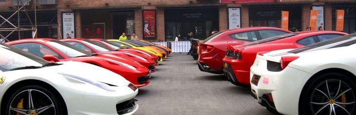 最貴婚車總價超1億
