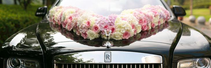 全国各地婚车租赁价格一览表