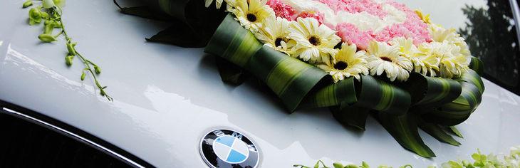 婚车装饰一般要多少钱