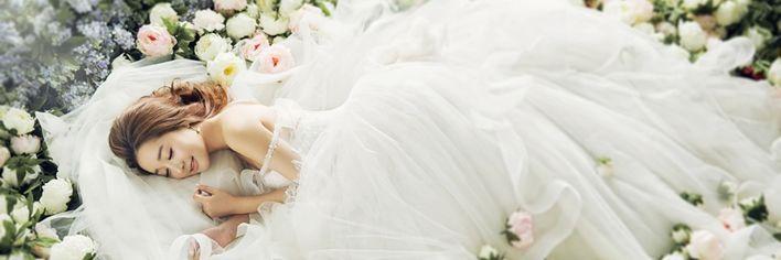 新娘婚紗禮服大盤點