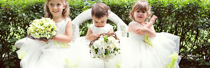 婚礼花童要做什么