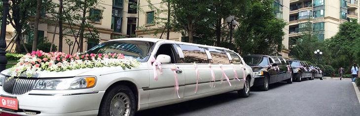 加長林肯婚車多少錢